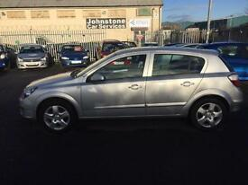 2006 Vauxhall Astra 1.4 i 16v Club 5dr