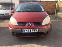 2004 Renault Scenic 1.6 VVT MPV ***QUICK SALE REDUCED***