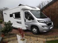 ELDDIS, MAJESTIC 255, 4 BERTH, 4 SEAT BELTS, ALDE HEATING, 1,682 MILES