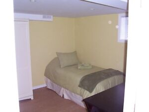 room to rent in shared basement apartment