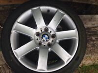 "BMW 3 Series E46 17"" Alloy"
