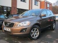 2009 09 VOLVO XC60 2.4D AWD ( 163PS ) GEARTRONIC SE AUTO,GEN 78,000 MILES