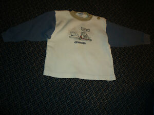 Boys size 18 Months OshKosh B'Gosh Sweater