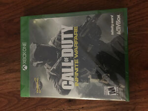 Call Of Duty Infinite Warfare - New
