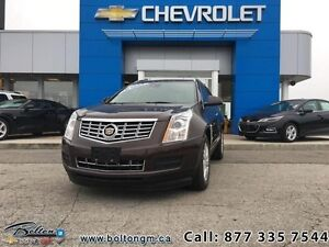 2015 Cadillac SRX Luxury Collection  - Certified - Sunroof -  Le