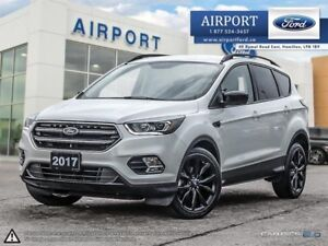 2017 Ford Escape SE with Sport Pkg. only 45,452 kms