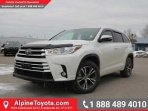 2017 Toyota Highlander LE  - Low Mileage