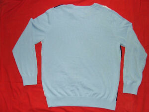 Tommy Hilfiger V-Neck Sweater (Light Blue) - $40.00 Belleville Belleville Area image 5