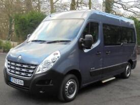 Renault Master MM33 SPORT DCI S/R WELFARE ACCESS BUS
