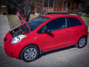 2008 Toyota Yaris Hatchback | Ideal for back to school