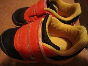 Adidas Sneakers (Toddler size 7)
