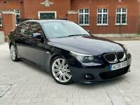 2008 BMW 5 Series 3.0 525d M Sport 4dr Saloon Diesel Automatic