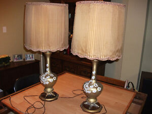 VINTAGE LAMP SET Peterborough Peterborough Area image 3