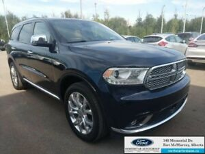 2016 Dodge Durango Citadel|3.6L|Customer Preferred Pkg|Tech Pkg|