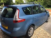Renault Grand Scenic Expression, 7 Seats, Diesel, 2011, 12 Months MOT, Automatic, Bargain price