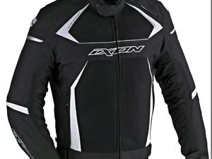 Manteau moto 3 en 1 textile et mesh