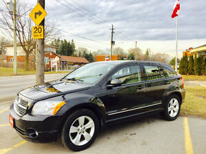 2011 Dodge Caliber SXT NO ACCIDENT 4cyld Certif&Etest $5495