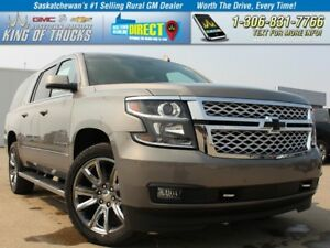 2017 Chevrolet Suburban 1LT Leather