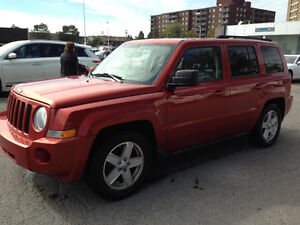 2010 Jeep Patriot Price negotiable winter tires included!