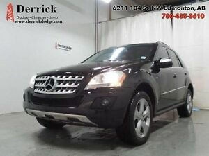 2010 Merc Benz AWD ML350 BlueTEC Diesel Sunroof  Nav $240 B/W