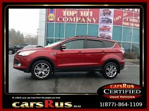 2013 Ford Escape SEL AWD!!