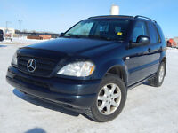 1999 Mercedes-Benz ML 430 JDK'S SPRING FEVER SALE ON NOW!