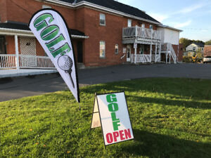 OPEN Uncle Ross Golf CASH for CLUBS TODAY