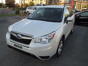 Subaru Forester 2.5i 2014