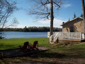 Waterfront house for monthly winter rent (2 bedrm), Delta, ON