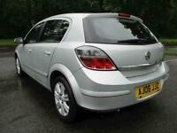 2008 Vauxhall Astra Design Hatchback Petrol Manual