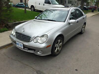 2005 Mercedes-Benz c240 4matic  2.6L Safety and e-test
