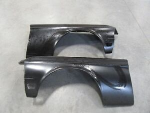 Ford Mustang/Shelby 1968 Front Fenders