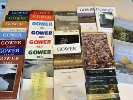 Gower journals