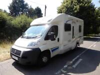 Lunar Champ H591 2007 4 Berth Rear Fixed Bed Motorhome For Sale