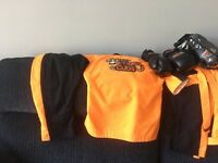 taekwondo UKTC little tiger cubs official outfir set