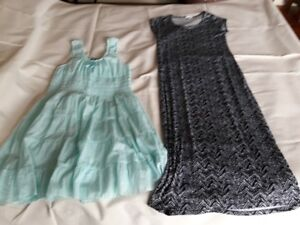 TWO summer dresses XL