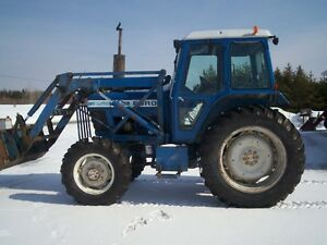 Ford New Holland 6700
