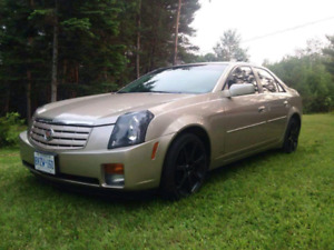 '06 Cadillac CTS - LOW KMS!!!!