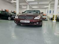 2005 Mercedes-Benz CLS 3.0 CLS320 CDI 7G-Tronic 4dr Coupe Diesel Automatic