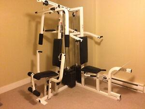 Weider Pro 9635 Home Gym
