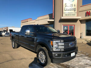 2019 Ford F-350 Platinum Diesel/Longbox/ 360 Backup Camera
