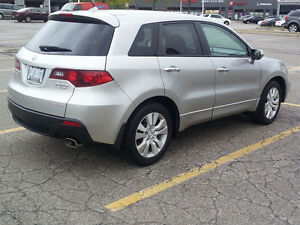 2011 Acura RDX, Turbo, Leather, Roof, Rear View Mirror
