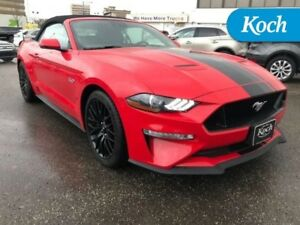 2018 Ford Mustang GT Premium Fastback