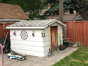 Shed 8'x8' for sale