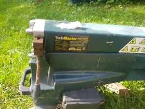 Wood splitter 20inch by trademaster