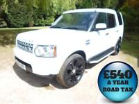 2011 Land Rover Discovery 4 3.0SD V6 GS Auto 7 Seat 4x4 5dr Estate Diesel