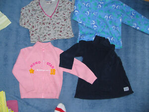 size 6 girl's 4 pieces for $7