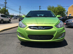 2012 Hyundai Accent GLS Hatchback. SPORTY!SUNROOF,HEATED SEATS!