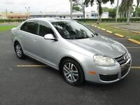 2006 VOLKSWAGON JETTA AUTOMATIC LOADED  INSPECTED