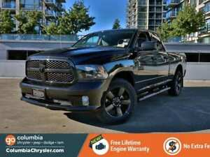 2017 RAM 1500 Black Appearance Quad Cab